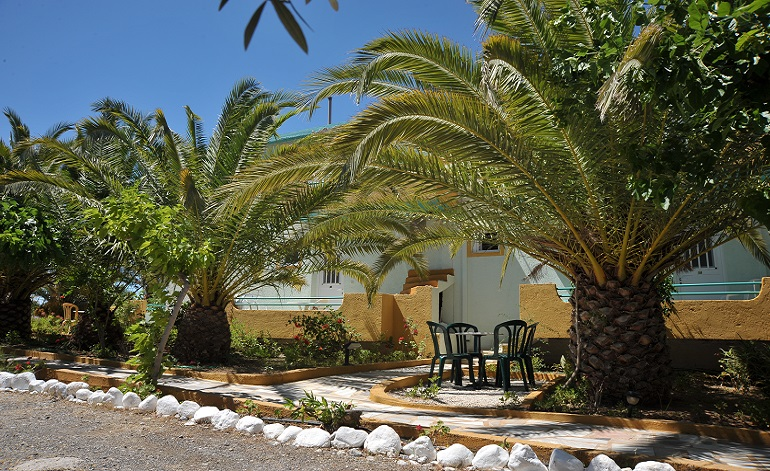 Villa Nostos apartments