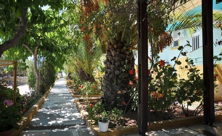 Villa Nostos that close to the sea